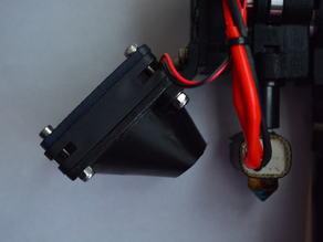 Fan Shroud (MakerGear M2)