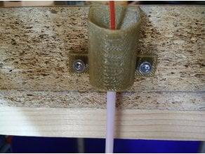 Bowden tube filament guide