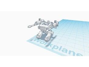 Gundam 1/144 IBO MOBILEWORKER Ground Type