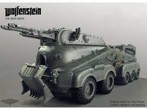 Wolfenstein 8 Rad Armored Car