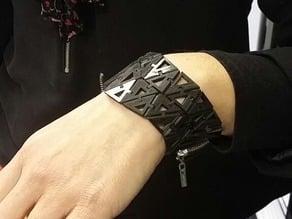 Nervous Kinematic Bracelet PLA