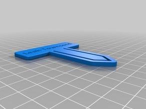 Leah 3 Bookmark / Paper Clip