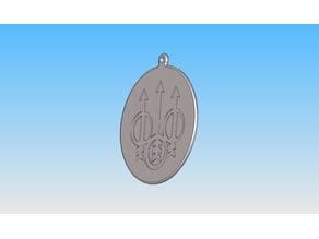 Beretta Logo Medalian