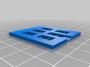 My Customized Modular Building test