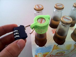 Beer Bottle Lock