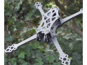 3D-Parts for (SHUTTLE5) S5 RACING FRAME