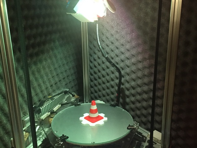 Traffic cone dual extrusion by splirus for 15 metrotech center 7th floor brooklyn ny 11201