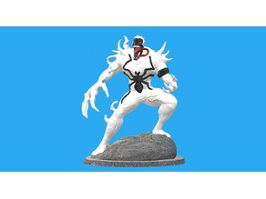 Marvel Anti-Venom Statue (Free Part) Read Description