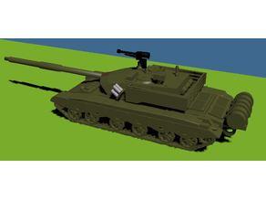 ZTZ99 MBT 15mm