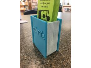 Book-Shaped Bookmark Holders - Remixed