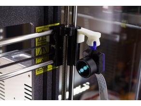 Prusa MK2 Raspi Cam Z-axis holder
