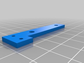 Hictop Prusa i3 3dp-18 Y End Stop Switch Mount