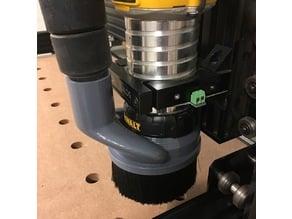 Dewalt 611 CNC Dust Shoe