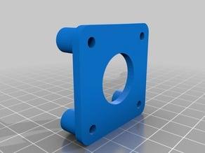 PrintrBot Metal Plus X axis Stepper Dampener Reinforcement