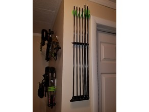 Arrow rack