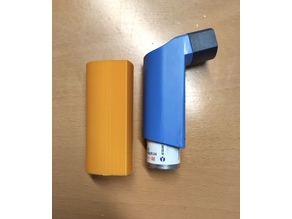Inteli Generics Inhaler Travel Cover