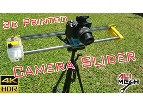 Camera Slider, DIY