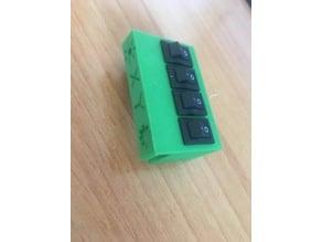 i3 Steel Switch / Interruptores