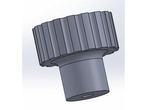 M3 Nut Knob