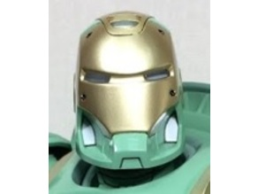 Iron Man Hammer Head Helmet Mk37