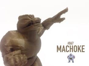 #067 - Machoke
