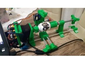 Egg Bot CNC v4, 608 Bering, Arduino NANO