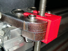 Makerfarm Prusa I3V Z Nut Clip