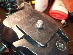 Digipod tripod quick release camera mount