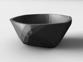 Low Poly Bowl