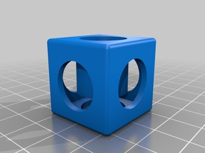 Cube inside a Cube