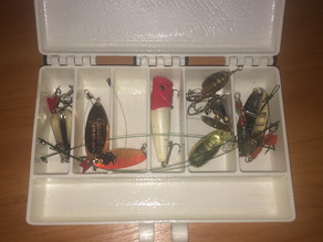 Box for tackle