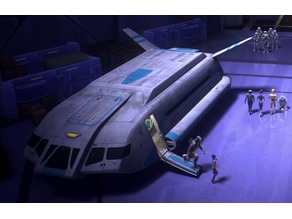 Star Wars - Rebels - Sacul Star Commuter 2000
