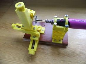 Endmill sharpener