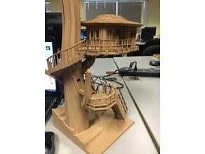 "22"" Tree House"