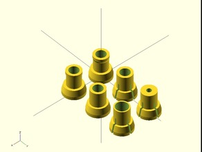 Makita RT0700C collet cone