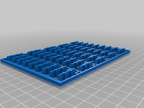 Ticket To Ride Tray (Friction Fit)