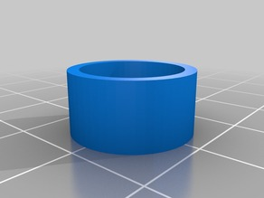 My Customized Parametric Washer/Spacer