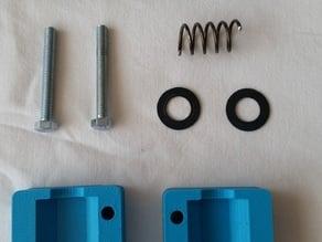 finally upgrade for trapezoidal screw for 3Drag/K8200 V3