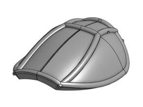 Space Elf Tank Canopy