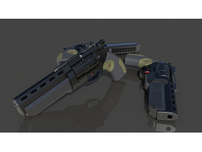 3DWB Revolver