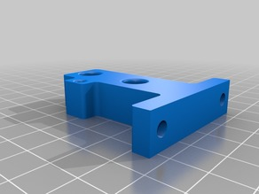 Anet A6 Frame Secure Clamp