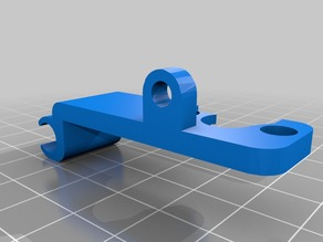 CR-10/Ender-2 Filament Guide for EZRstruder