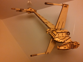 Star Wars B-Wing