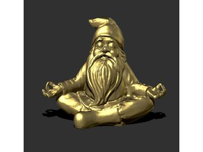 Zen Gnome without Dove