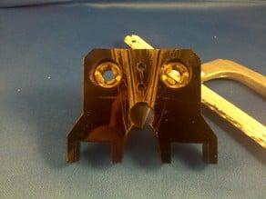 Grooved Replicator Extruder Bracket