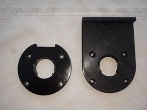 Makita RT0701C stock base plate