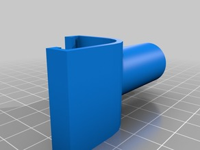 M3D Micro top Spoolholder for 16mm tubes