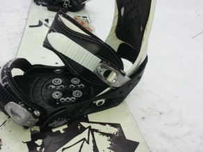 Snowboard Binding Strap