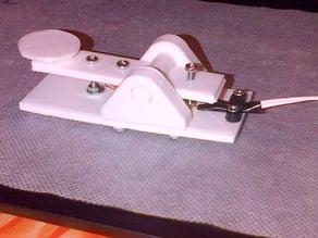 Ham Radio - Morse Key