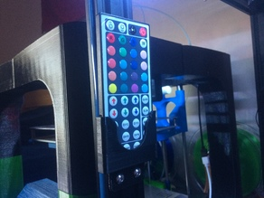 44 Key LED Remote Holder for 2020 Extrusion
